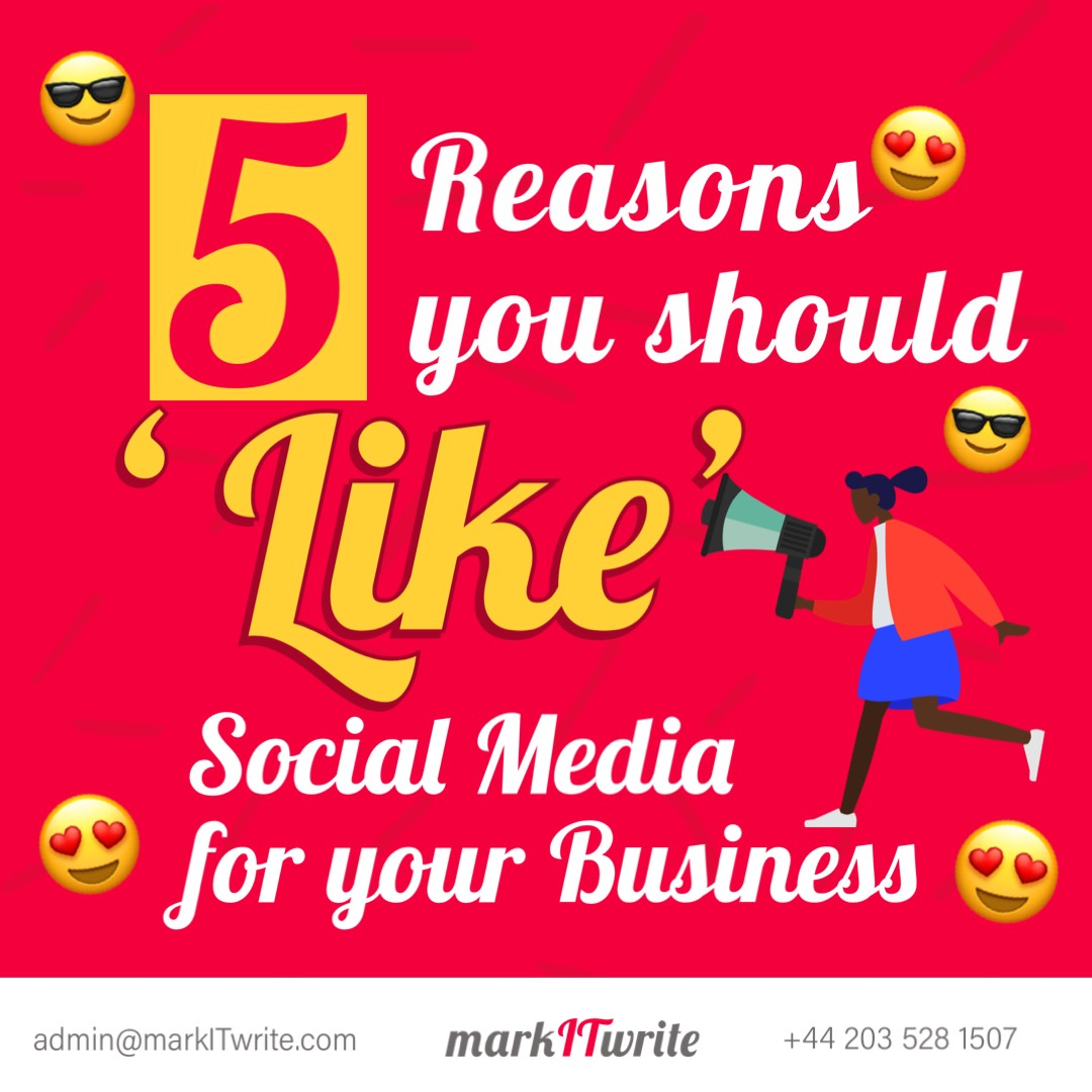 5 Reasons You Should