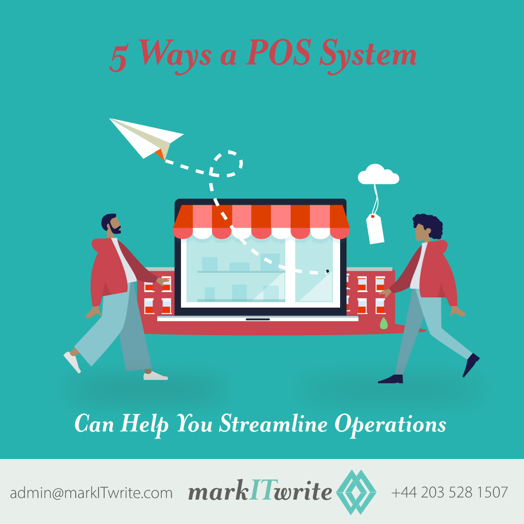 5 Ways a POS System Can Help You Streamline Operations