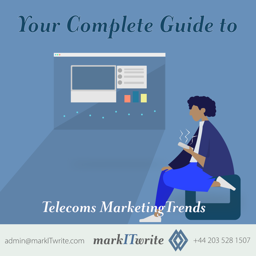 Your Complete Guide to Telecoms Marketing Trends for 2018
