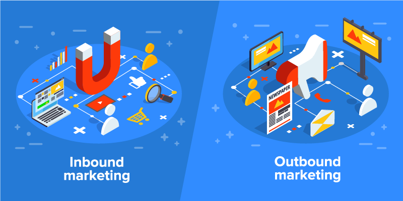Inbound vs. Outbound Marketing – Which is Right for Your Business?