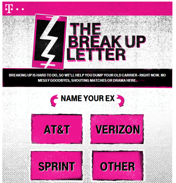 user-generated-content-t-mobile telecoms marketing